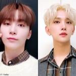 (左)SEVENTEEN スングァン(右)ジョシュア