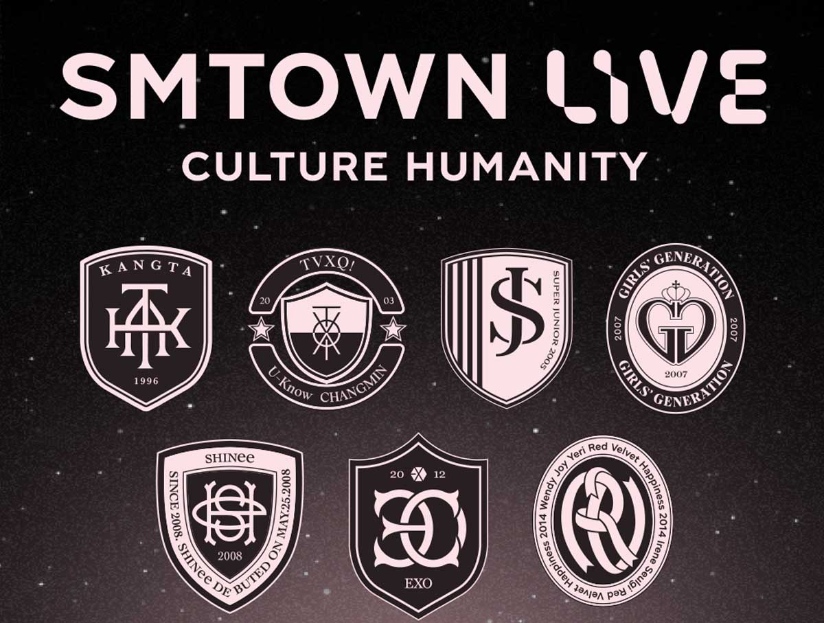 """「SMTOWN LIVE """"Culture Humanity""""」"""
