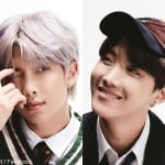 BTS RM & J-HOPE