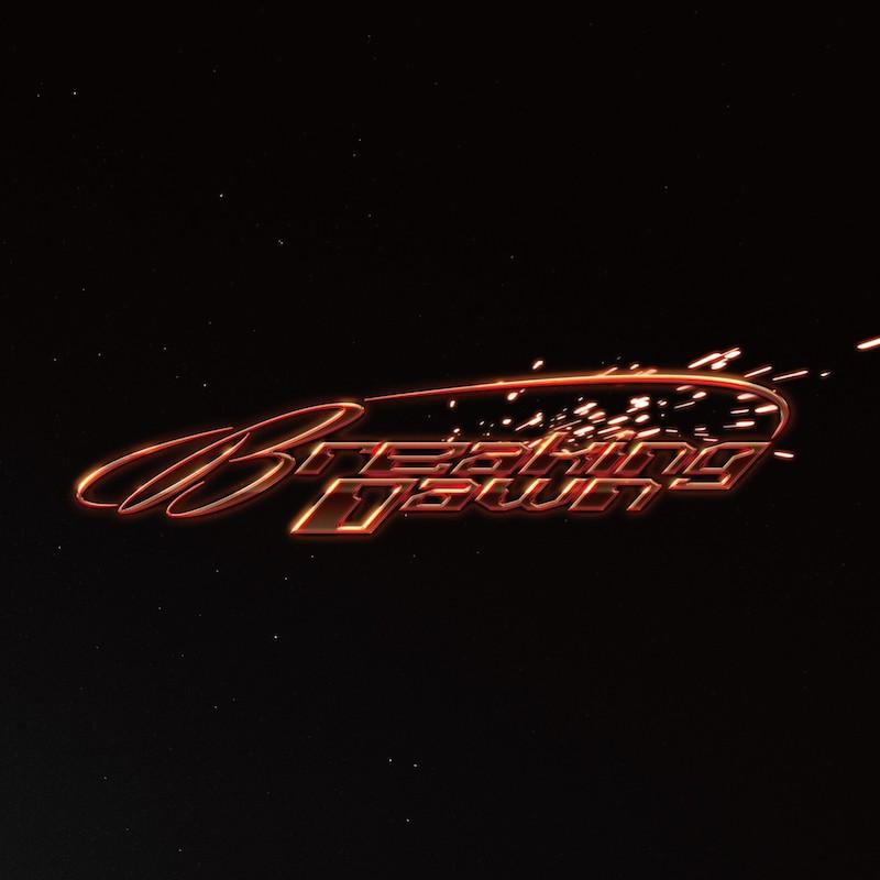 「Breaking Dawn」ジャケット写真