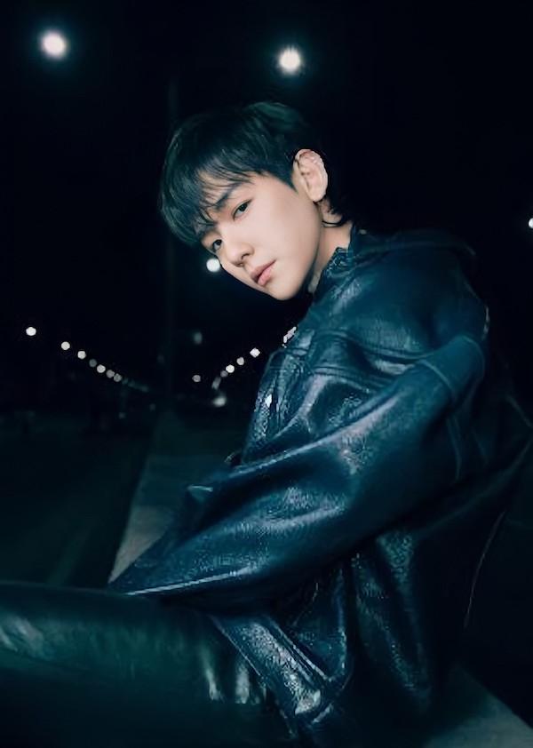 EXO ベクヒョン アーティスト写真