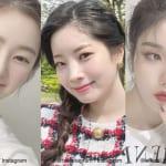 Red Velvet アイリーン TWICE ダヒョン