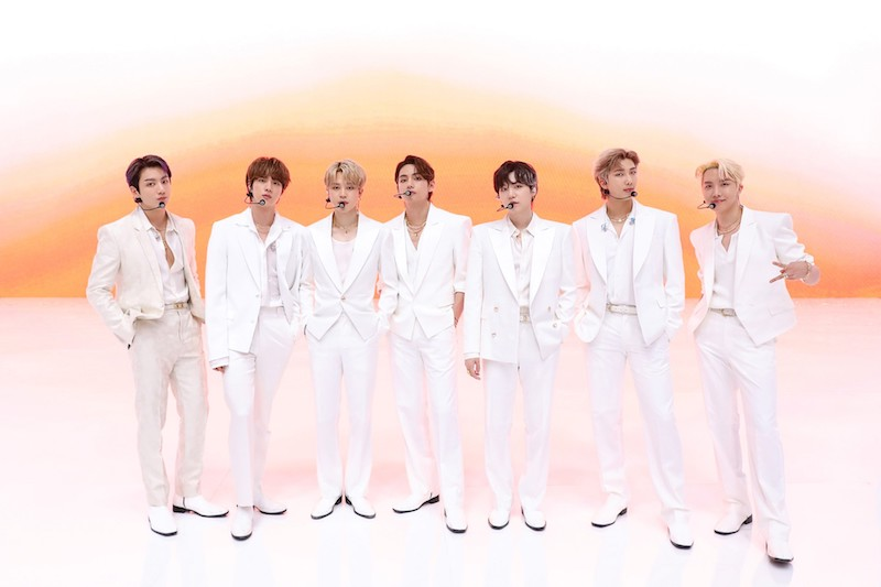 BTS / Photo by BIGHIT MUSIC