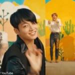 BTS「Permission to Dance」MVより