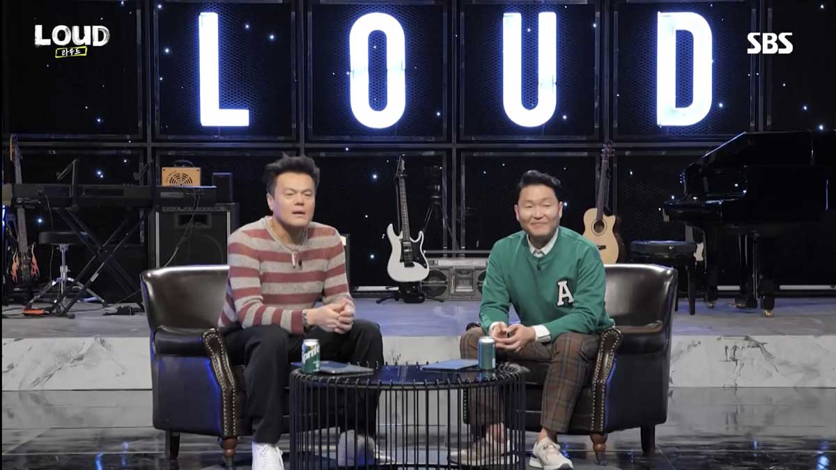「LOUD」はdTVで日本独占配信中、1話は「LOUD」公式YouTubeにて無料配信中、以後毎週土曜午前0時より1話ずつ配信
