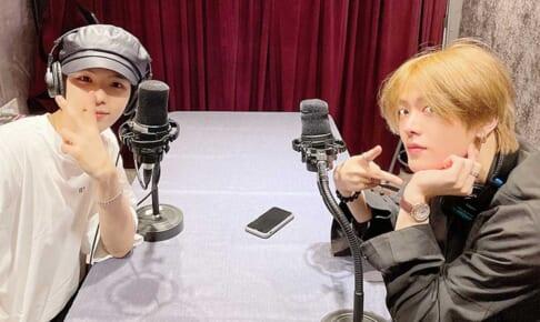 NCT ショウタロウ、ユウタ(右)