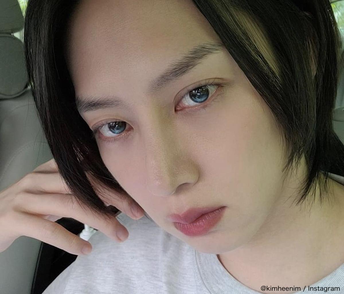 SUPER JUNIOR キム・ヒチョル