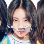 「Girls Planet 999」(左から)ユ・ダヨン、ユン・ジア、チェン・シンウェイ