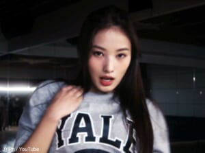 JYP新ガールズグループのメンバー ジニ