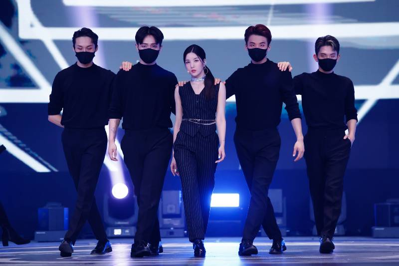 「KCON:TACT HI 5」ⓒ CJ ENM Co., Ltd, All Rights Reserved