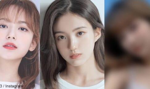 「Girls Planet 999」 (左から)坂本舞白、カン・イェソ、143エンターテインメントと契約したのではないかとの噂がある ガルプラ参加者